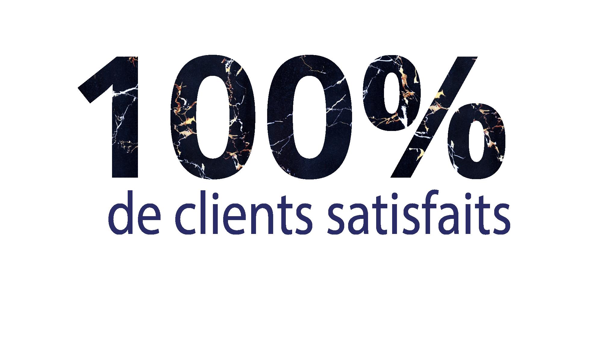 100% de clients satisfaits | Norkapp