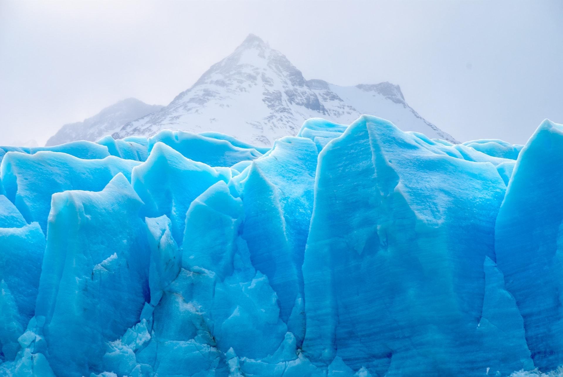 Blue Glacier | Norkapp